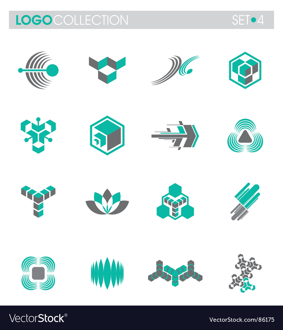 Logo collection vector | Price: 1 Credit (USD $1)