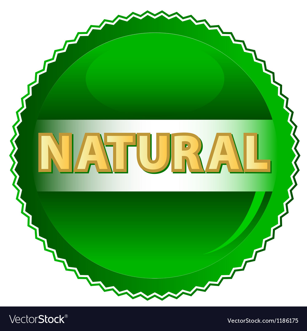 Natural icon vector | Price: 1 Credit (USD $1)