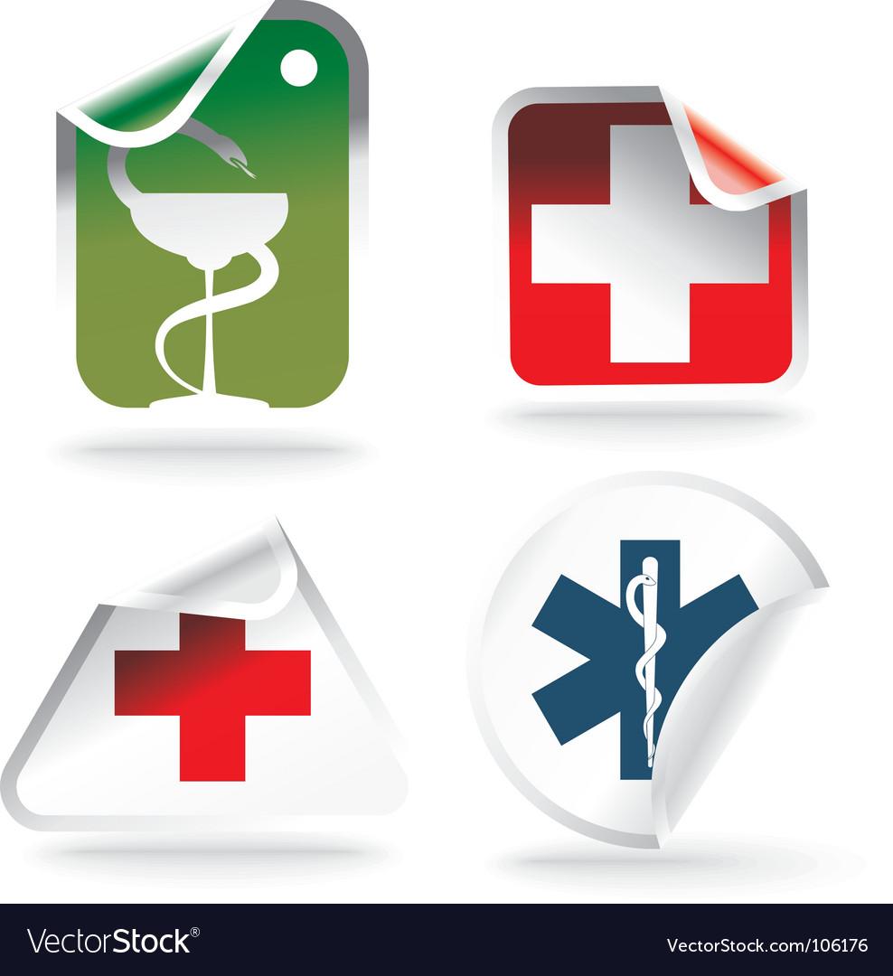 Medical icon vector   Price: 1 Credit (USD $1)