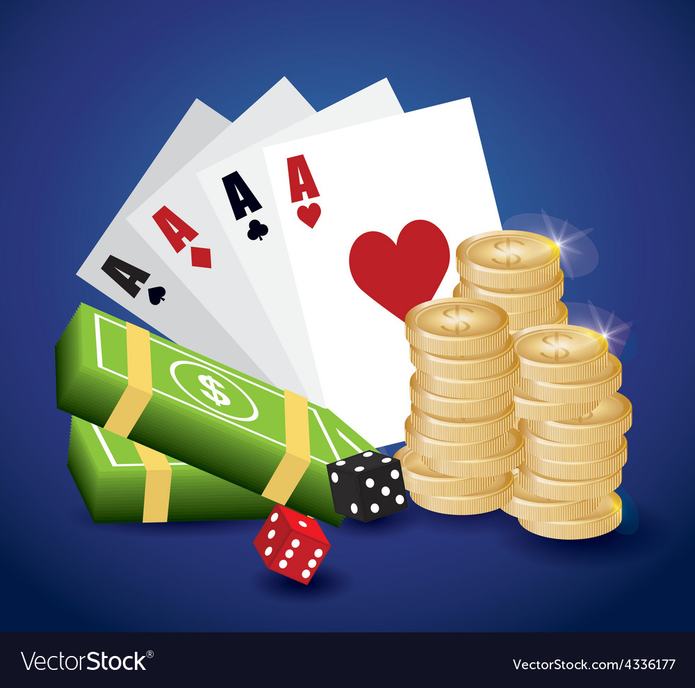 Casino design vector   Price: 1 Credit (USD $1)