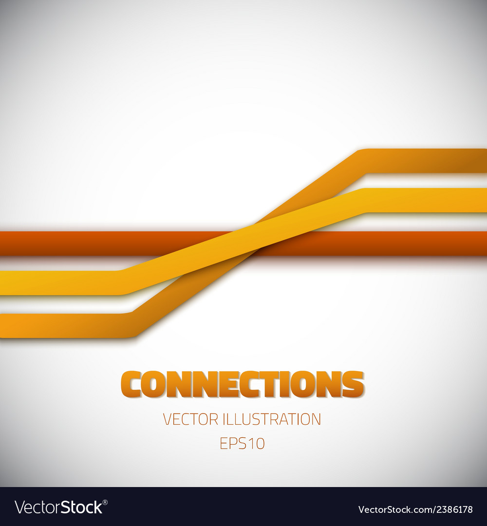 Internet people connection lines background vector | Price: 1 Credit (USD $1)