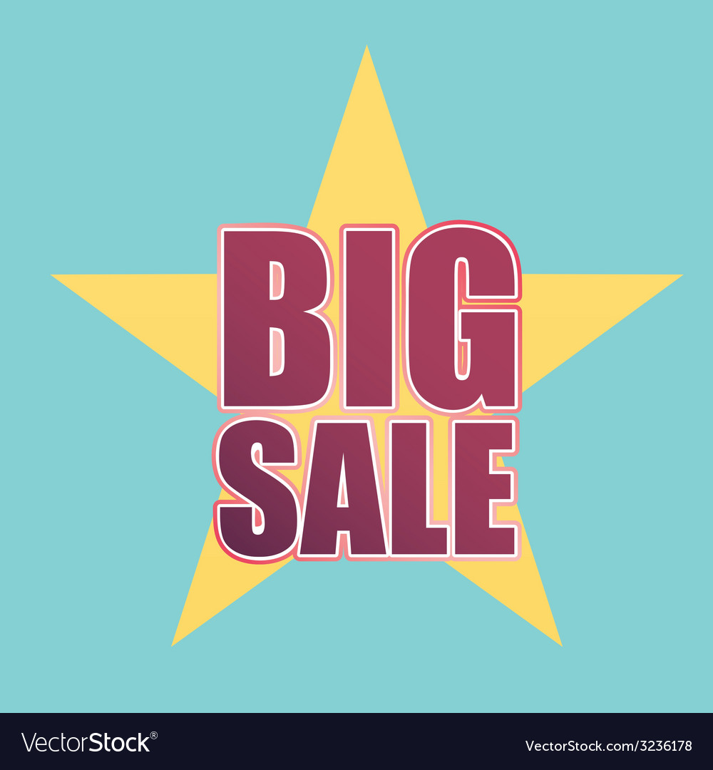 Sale design vector   Price: 1 Credit (USD $1)