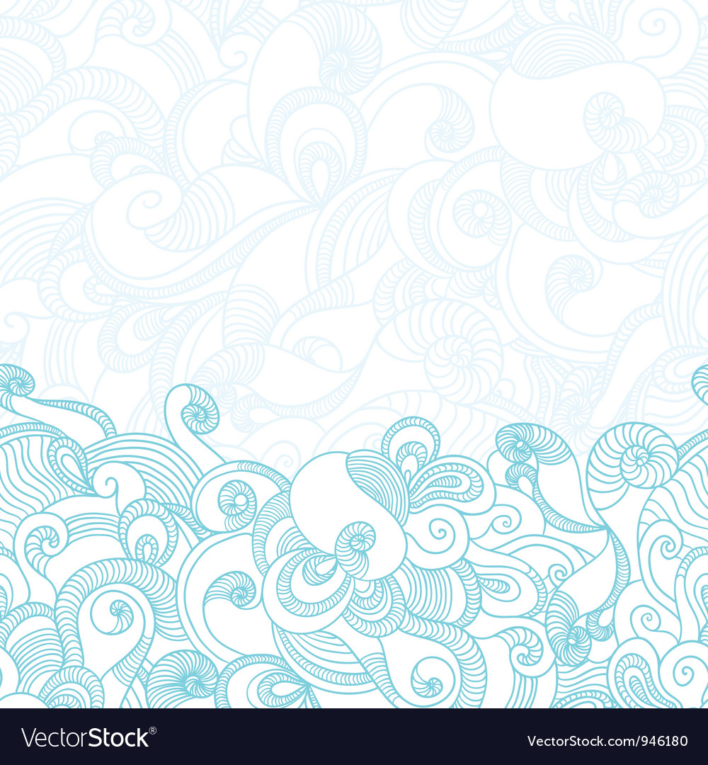 Wave texture background vector