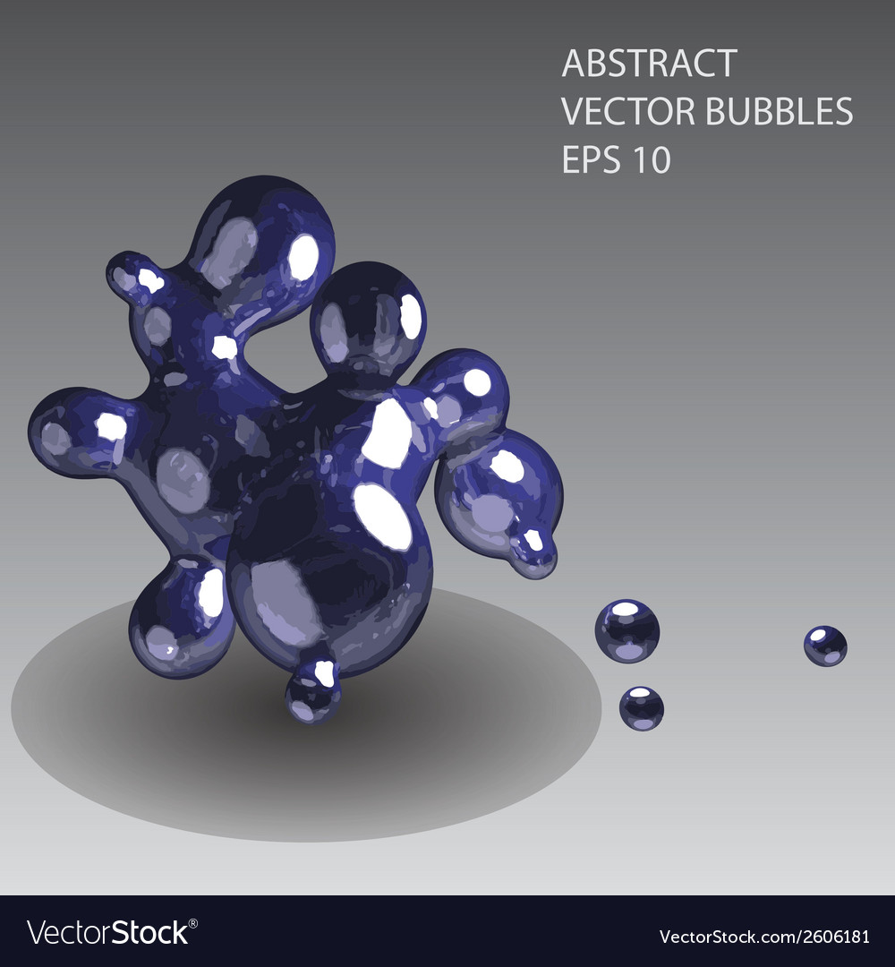 Abstract bubbles eps10 vector   Price: 1 Credit (USD $1)