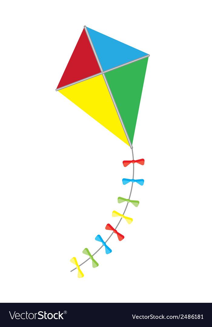 Kite vector | Price: 1 Credit (USD $1)