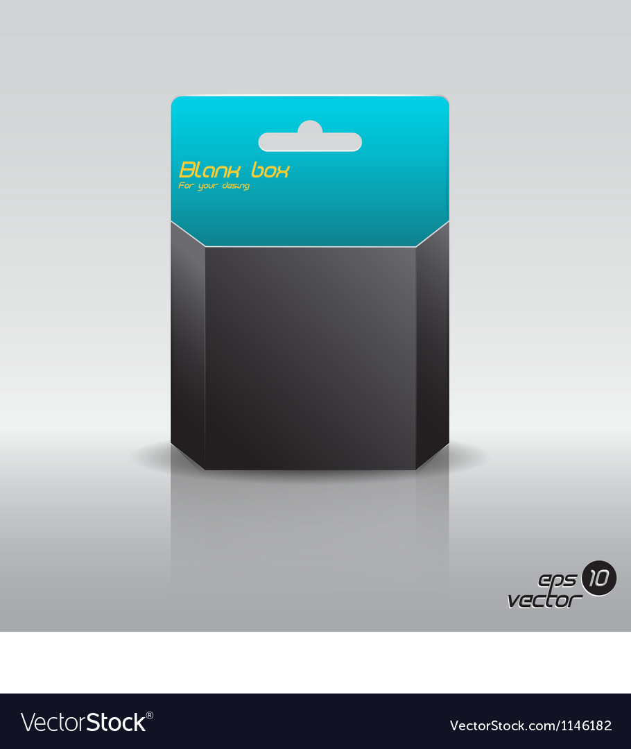Blanc box 2 vector | Price: 1 Credit (USD $1)