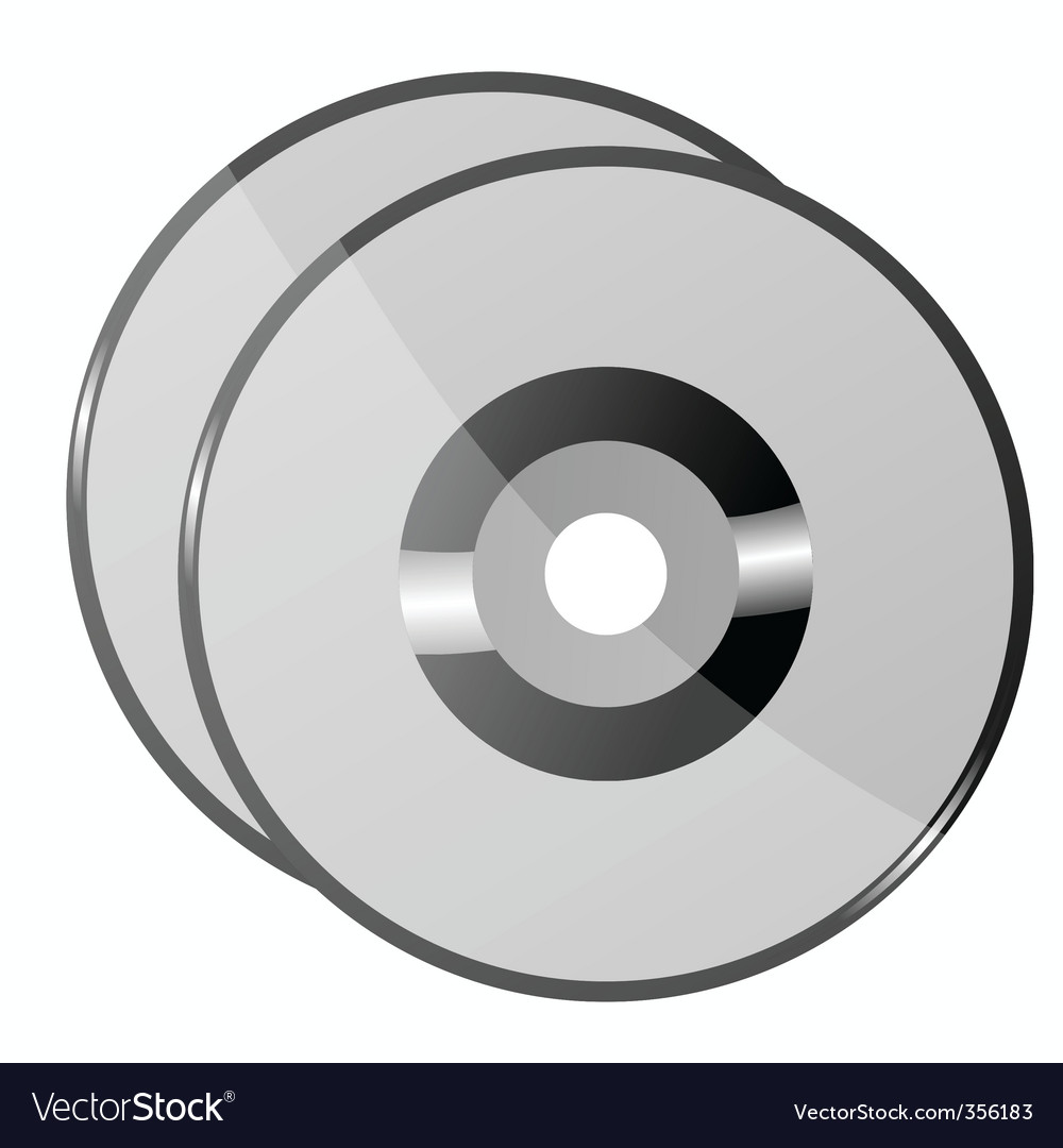 Compact disc vector   Price: 1 Credit (USD $1)