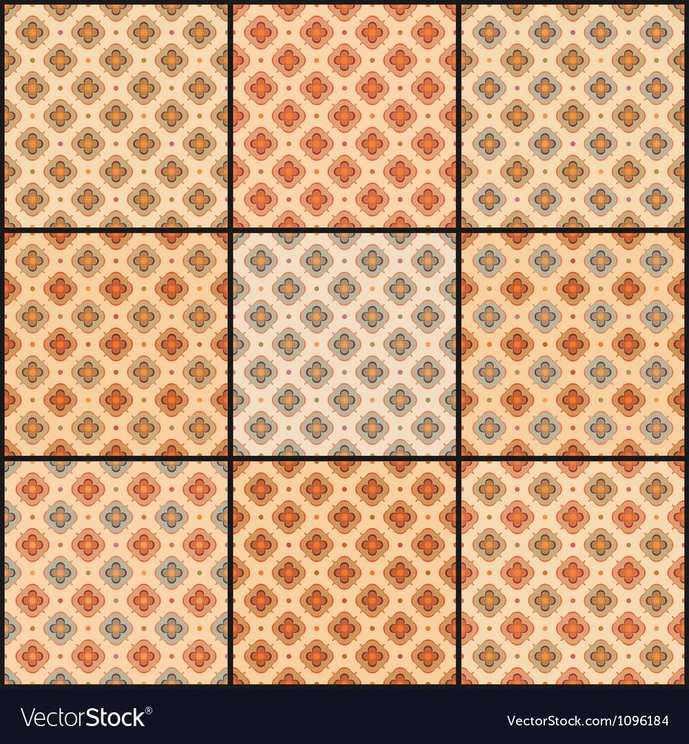 Patterns vector | Price: 1 Credit (USD $1)