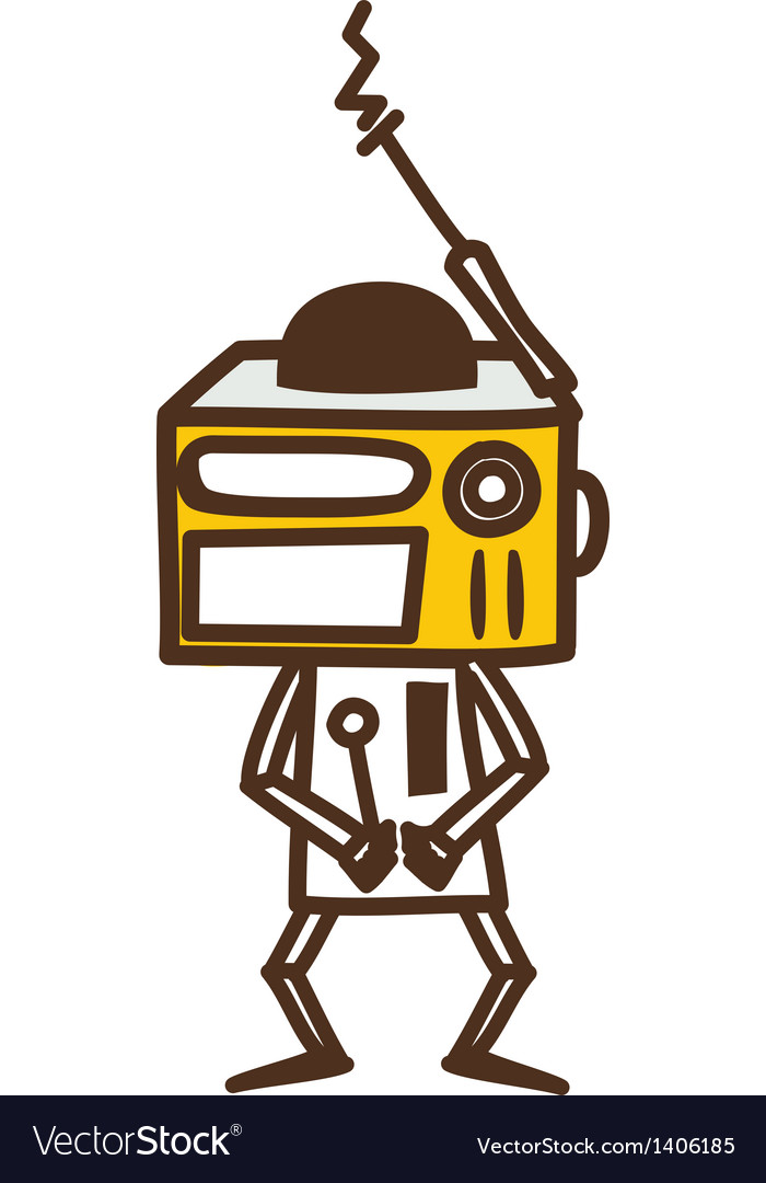 A robot vector | Price: 1 Credit (USD $1)