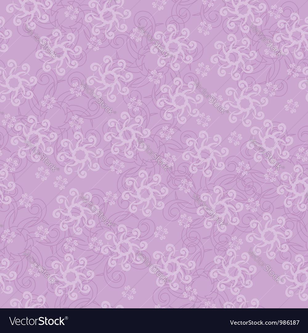 Violet geometric seamless texture vector | Price: 1 Credit (USD $1)