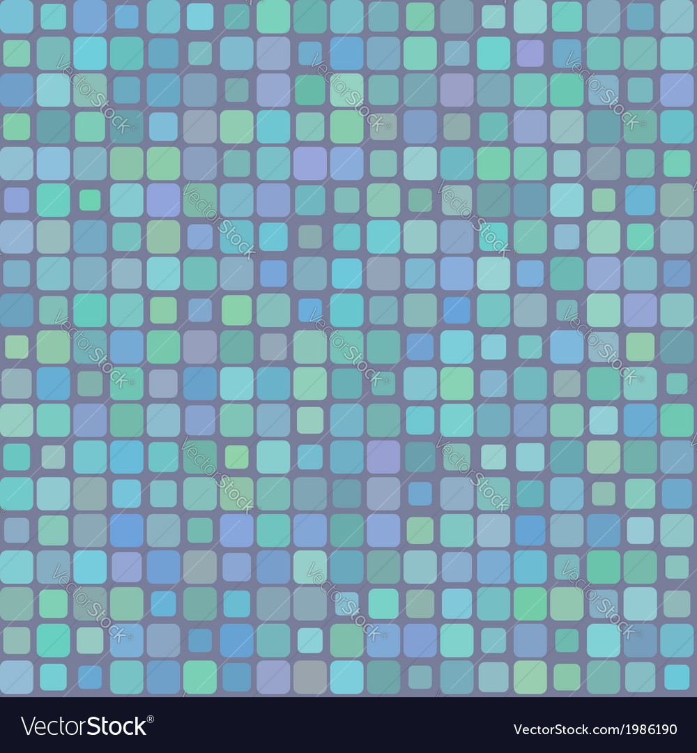 Background of colored mosaic vector | Price: 1 Credit (USD $1)