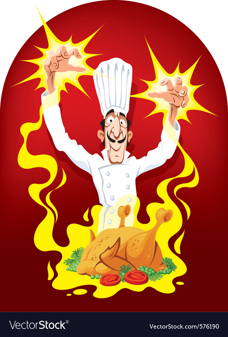 Wonder cook vector | Price: 1 Credit (USD $1)