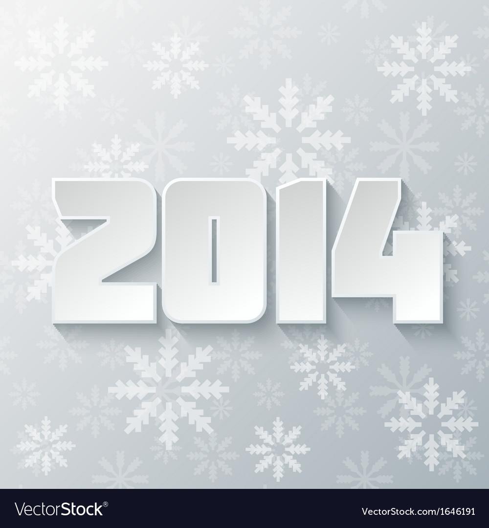 Happy new year 2014 design vector   Price: 1 Credit (USD $1)