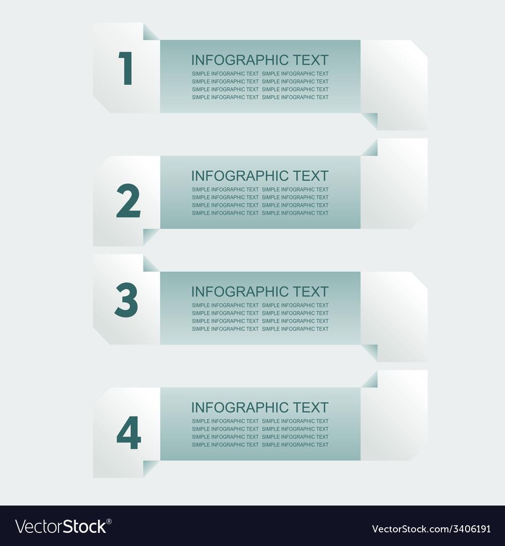 Infogaphics simple2 vector | Price: 1 Credit (USD $1)