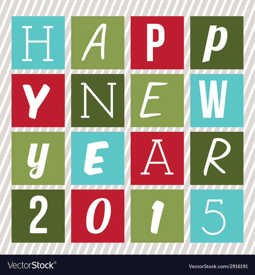 New year design vector   Price: 1 Credit (USD $1)