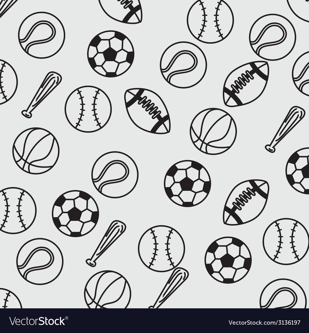 Balls sport design vector   Price: 1 Credit (USD $1)