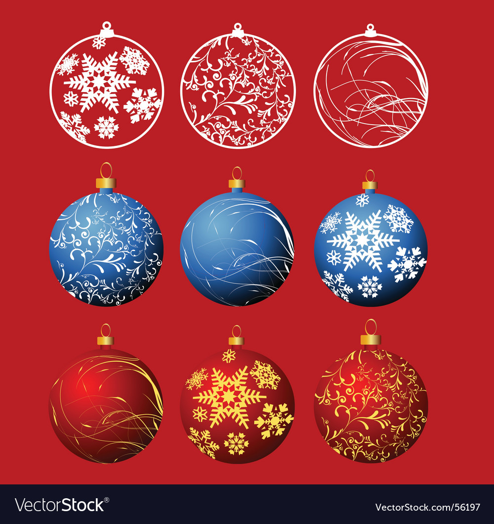 Merry christmas vector | Price: 1 Credit (USD $1)