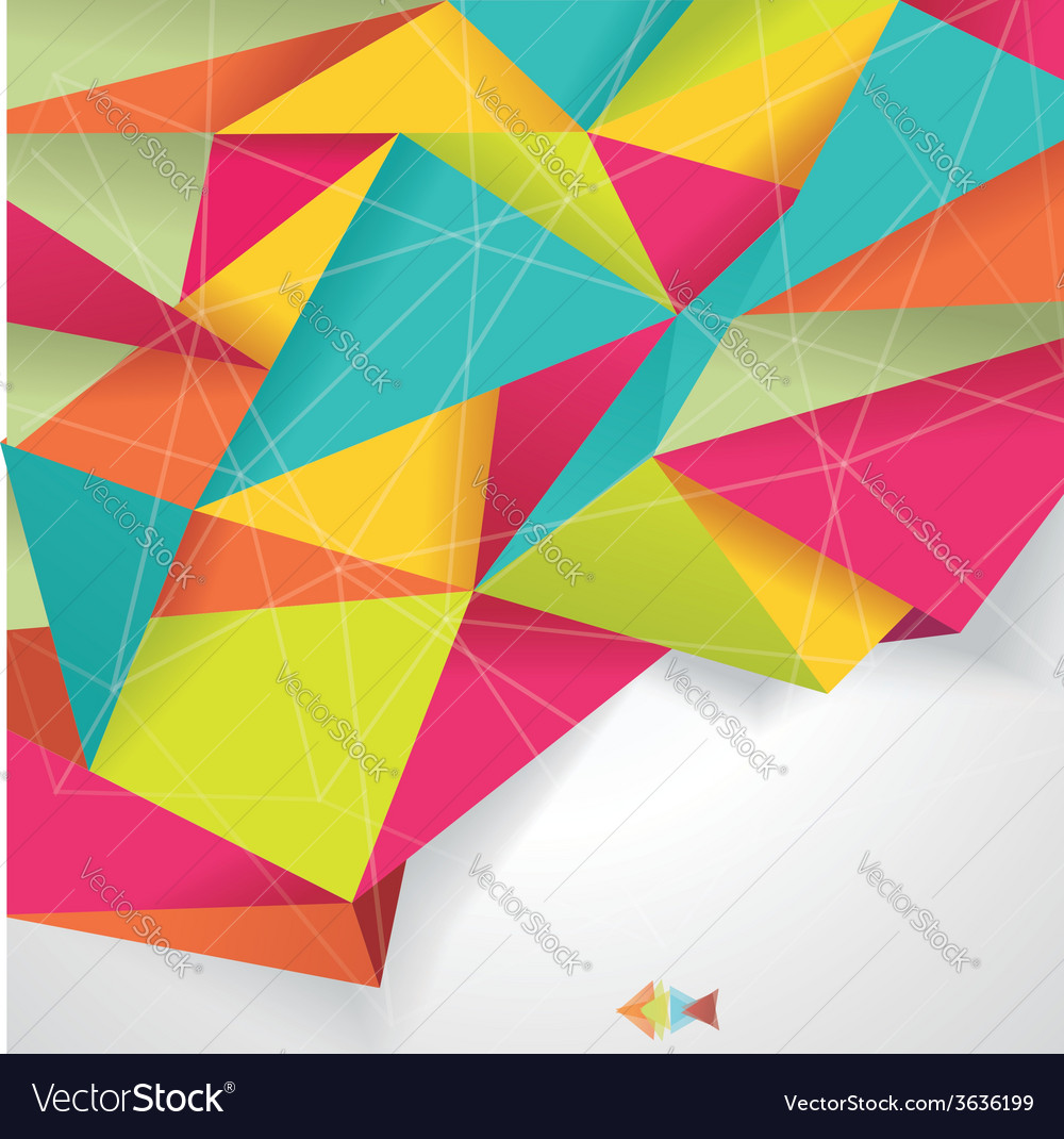 Background paper color folded wt vector | Price: 1 Credit (USD $1)
