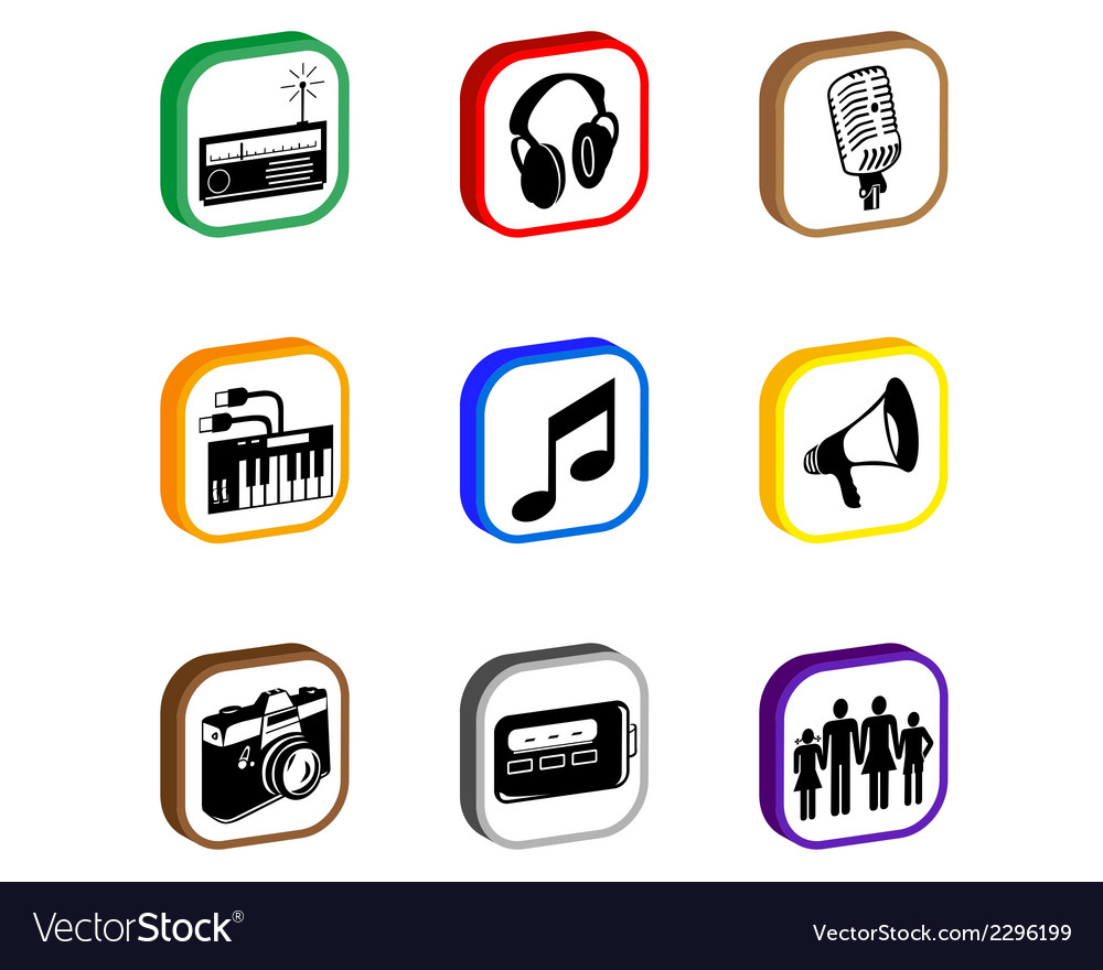 Different signs vector   Price: 1 Credit (USD $1)