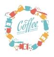Coffee composition vector