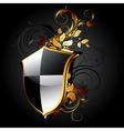 Web icon shield vector