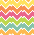 Candy colors chevron vector