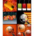 Sale designs vector