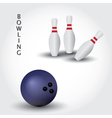 Bowling eps10 vector
