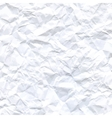 A crumpled paper design background vector