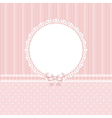 Baby pink background vector