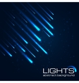 Bright abstract lights background vector