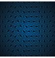 Blue arrow background vector