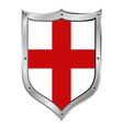 England flag button vector