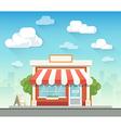 Store flat vector