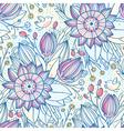 Decorative floral pattern 2 vector
