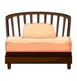 A bed vector