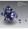 Abstract bubbles eps10 vector