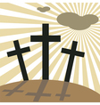 Good friday easter vector