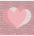 Abstract st valentine vector