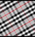 Seamless pattern scottish tartan 1 vector