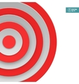 Abstract target background vector
