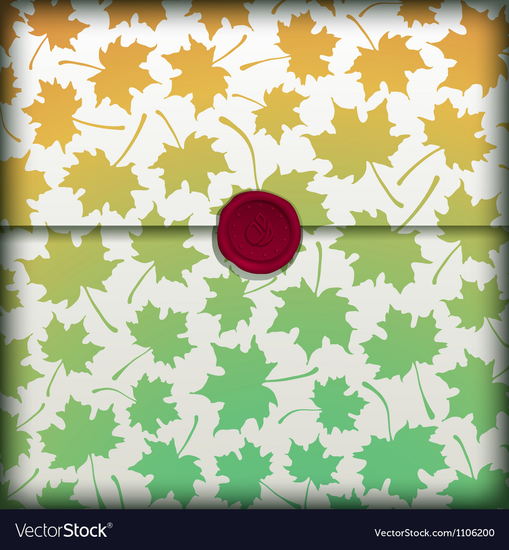 Autumn letter vector   Price: 1 Credit (USD $1)