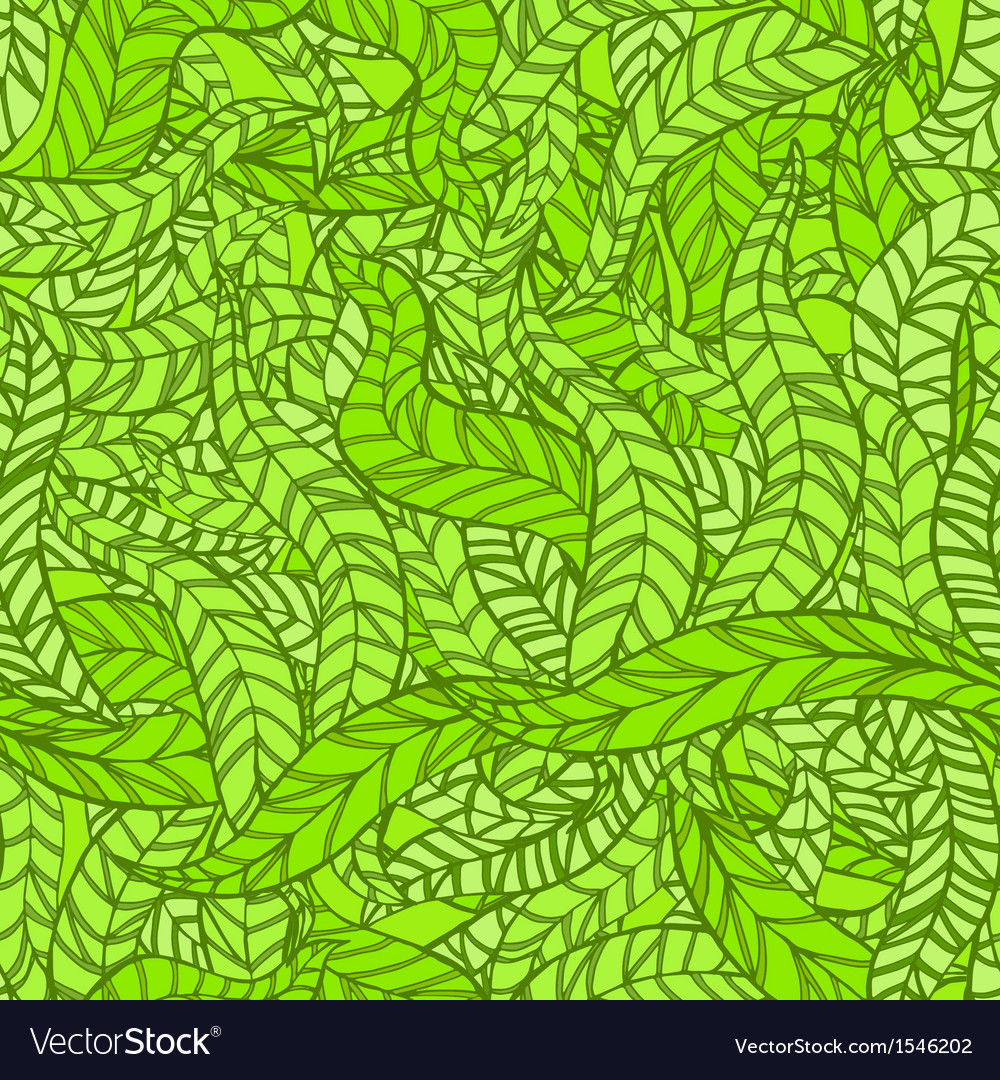 Botanical seamless vector | Price: 1 Credit (USD $1)
