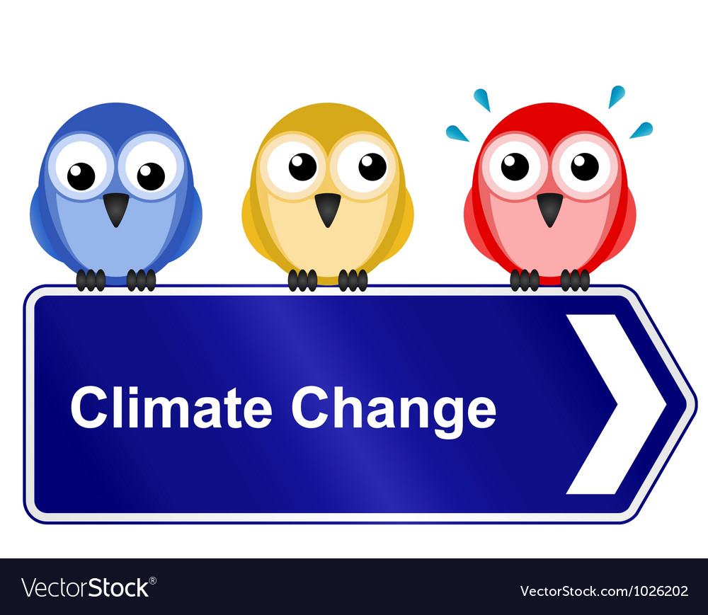 Climate change vector | Price: 1 Credit (USD $1)
