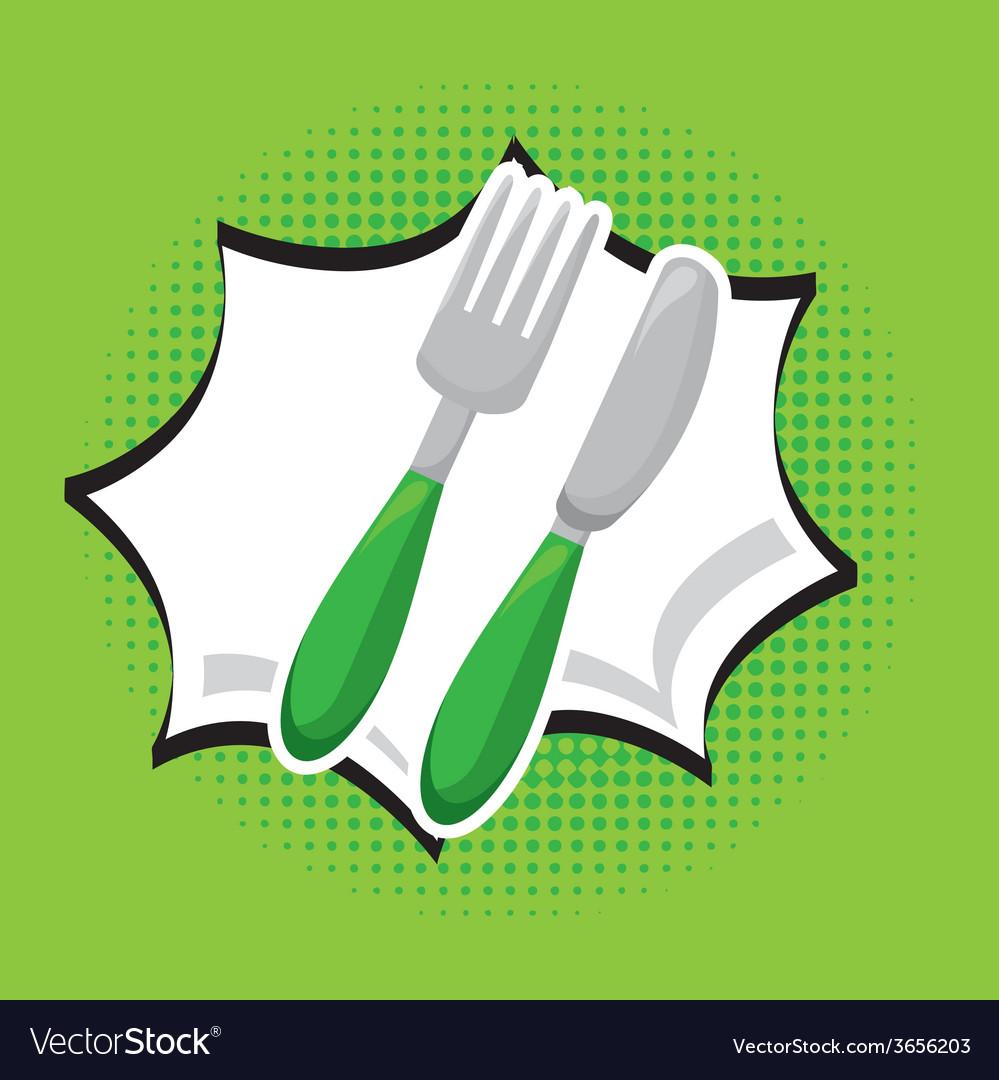 Vegan menu design vector | Price: 1 Credit (USD $1)