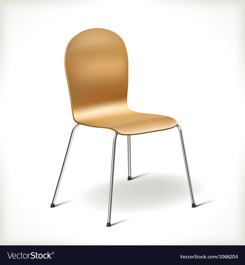 Kitchen chair vector | Price: 1 Credit (USD $1)