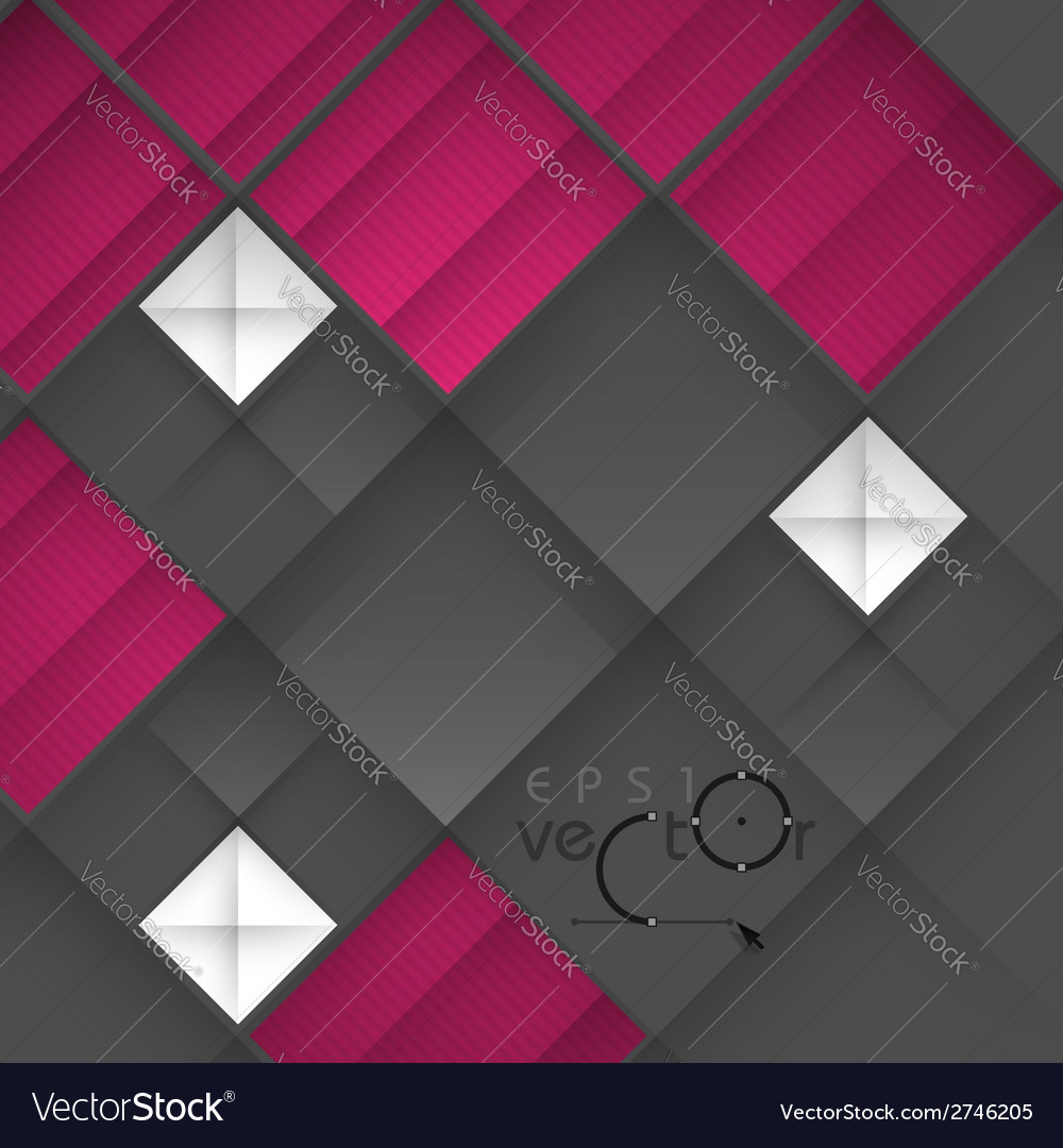 Abstract geometrical design vector | Price: 1 Credit (USD $1)