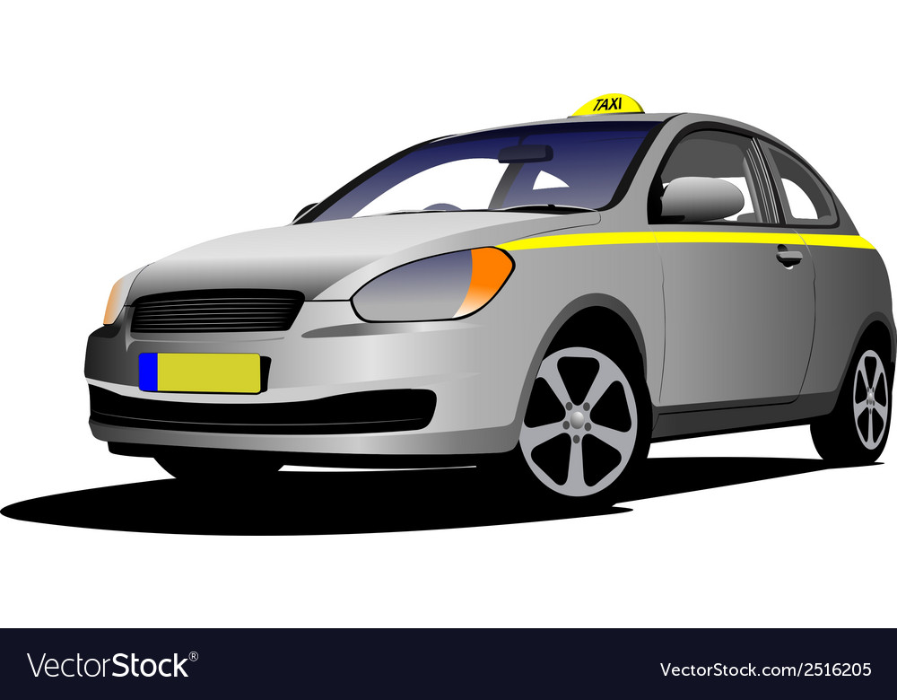 Al 0248 taxi vector | Price: 1 Credit (USD $1)