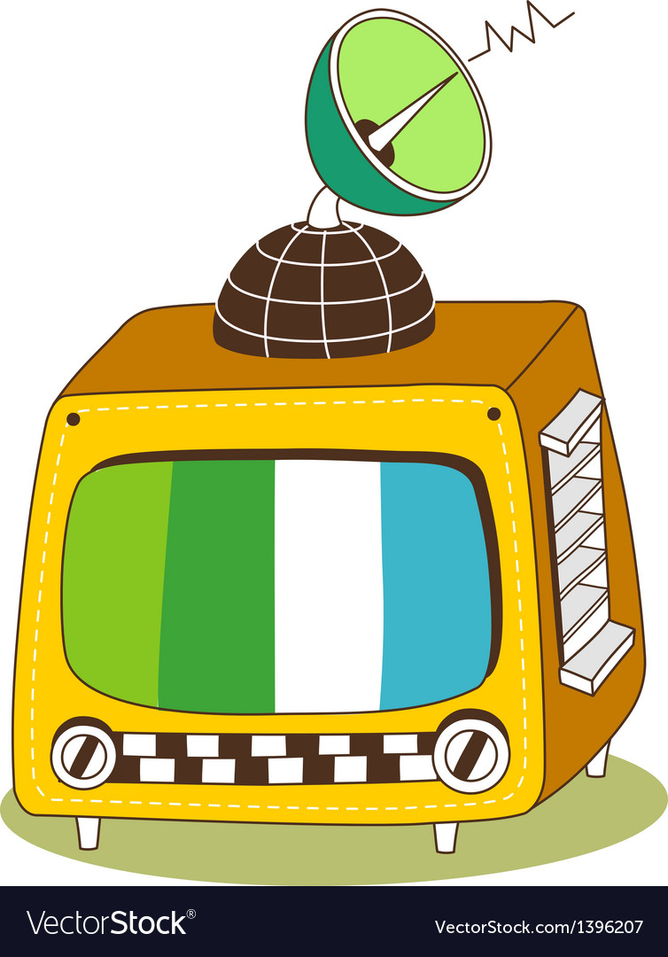 A television vector   Price: 1 Credit (USD $1)