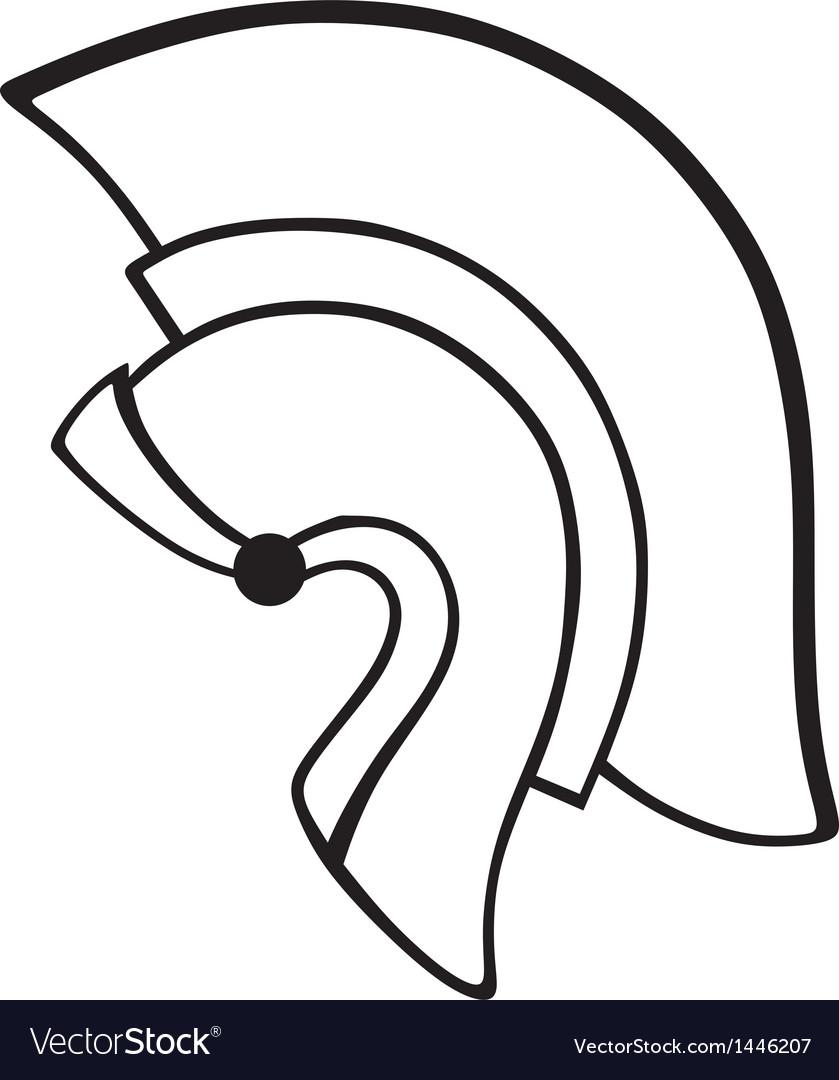 Helmet icon vector   Price: 1 Credit (USD $1)